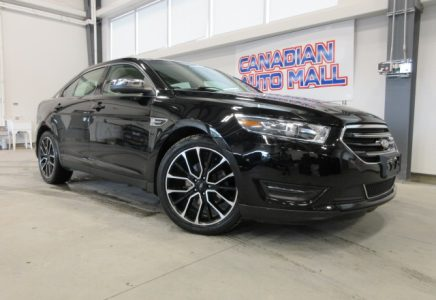 Image for used 2017 FORD TAURUS LTD AWD 1
