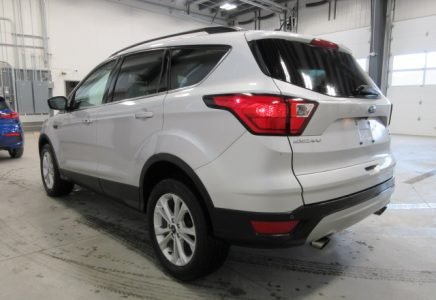 Image for used 2019 FORD ESCAPE SEL 5