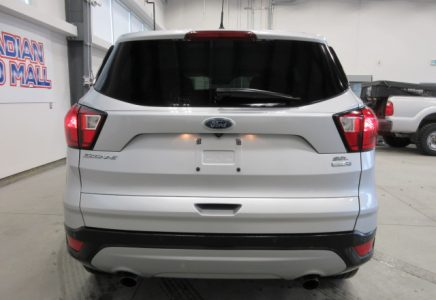 Image for used 2019 FORD ESCAPE SEL 6