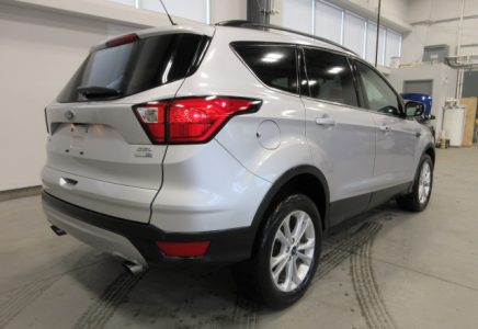 Image for used 2019 FORD ESCAPE SEL 7