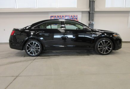 Image for used 2017 FORD TAURUS LTD AWD 8