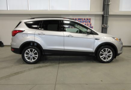 Image for used 2019 FORD ESCAPE SEL 8