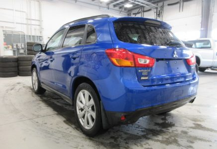 Image for used 2015 SUBARU FORESTER XT 23