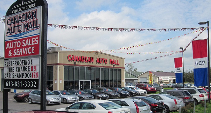 Used Car Dealership In Ottawa, ON